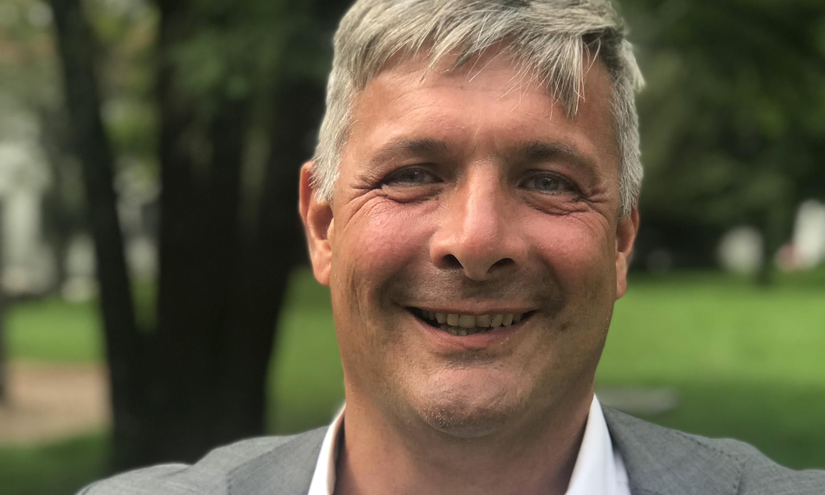 Christoph Kirsch - Head of Administration and Projekt Manager Landheim 2025