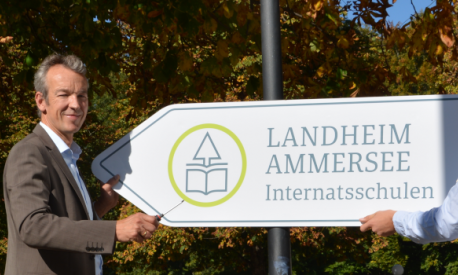 Landheim Ammersee: New Name and Website