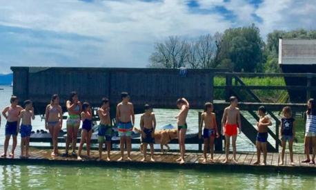 Das Summer Camp 2017